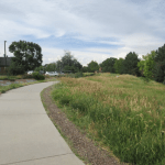 Walking from Aurora through Denver to Arapahoe on the 9 Creeks Loop, Segment 5