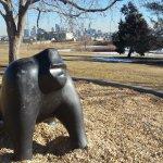 A Circus-themed Urban Hike through Barnum Shows Elephants, Gorillas and Lions