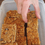 Diane's AHmazing Chewy Granola Bars Are Great for the Trail