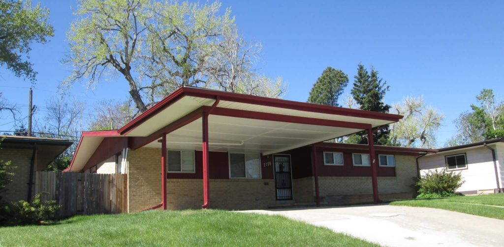 Three Denver Neighborhoods to Walk with Great Mid-Century Architecture