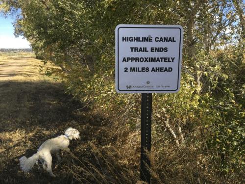 High Line Canal: Segment 03