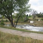 Walking Overland and Across the River in Denver