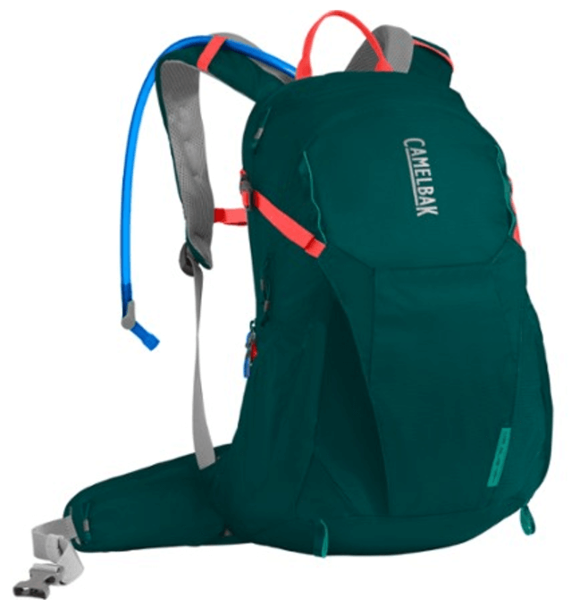 What's in my Urban Hiking Bag?