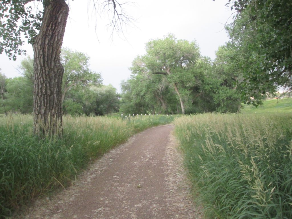 How to Hike the Sand Creek Greenway