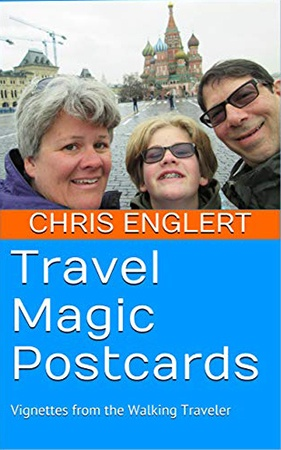 Travel Magic Postcards