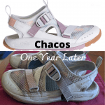Chaco Odyssey Review--One Year Later
