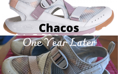 Chaco Odyssey Review–One Year Later